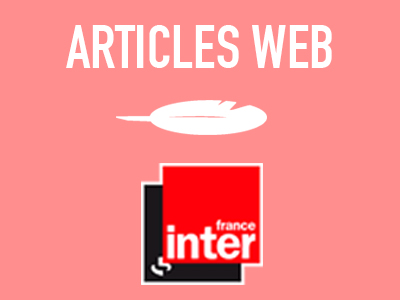 Articles web – France Inter