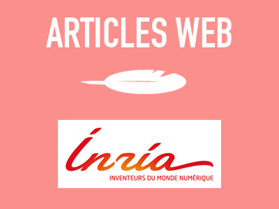 Article web – Inria